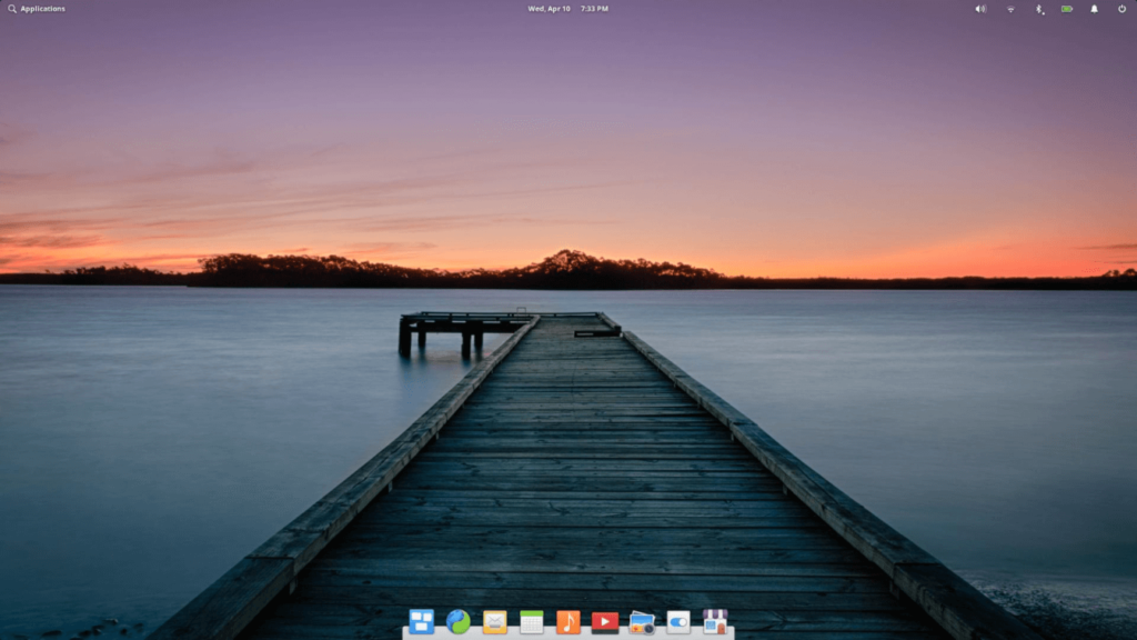 best Linux operating system elementary os