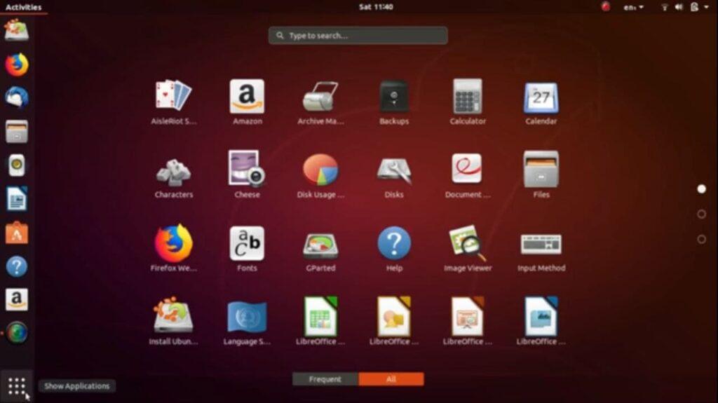 best Linux operating system ubuntu
